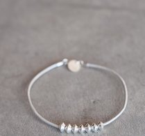 BICONE - armband